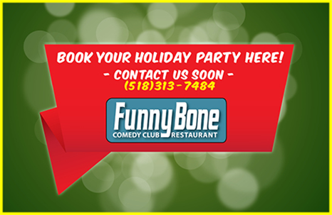 Albany Funny Bone - Event