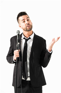 John Crist: Up Close Tour