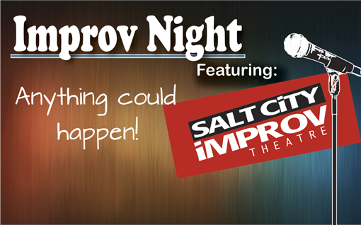 Improv Night w/ Salt City Improv