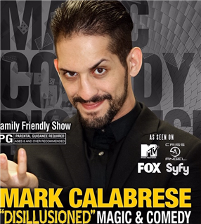 Magic Show Featuring Mark Calabrese