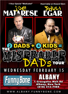 The Miserable Dads Tour