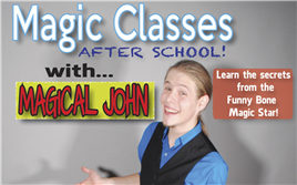 Magical John Magic Classes