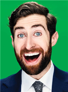 An Evening of Comedy and Trivia with HQ's Scott Rogowsky