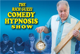 Cancelled - Xxxtreme Comedy Hypnosis with RICH GUZZI