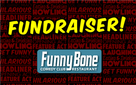 Comedy Fundraiser for Kevin Meehan