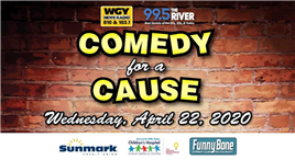 Cancelled - Comedy For a Cause